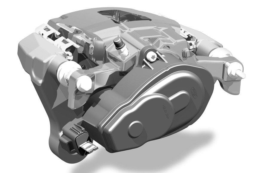 Zf、フォードの大型車両へ電動パーキングブレーキを提供 オートモーティブ・ジョブズ